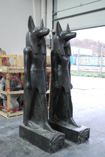 Anubis beelden