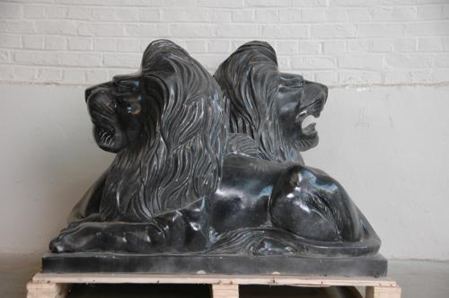 Leeuwenpaar